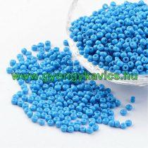 Kék Kásagyöngy 3-4mm 5/0 10gr