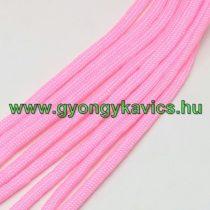 Pink Rózsaszín Parakord Zsinór 4mm (1m)