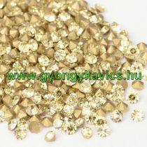 Arany (33) Strassz Csomag 2mm (~400-500db)