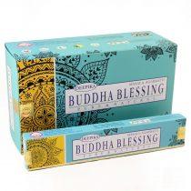 Deepika Buddha Blessing Buddha Áldása Füstölő