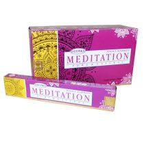 Deepika Meditation Meditáció Füstölő