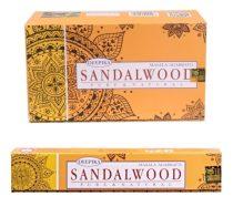 Deepika Sandalwood Szantálfa Füstölő