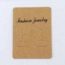 Árazócimke Ékszercimke Fashion Jewelry 67x50mm