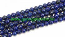 Lazurit Lápisz Lazuli (2) Ásványgyöngy Gyöngyfüzér 8mm
