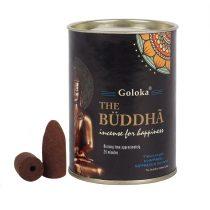 Goloka Buddha Füstölő Kúp