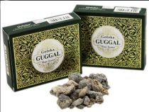 Goloka Guggal Füstölő Illatgyanta 30g