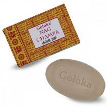 Goloka Nag Champa Indiai Szappan