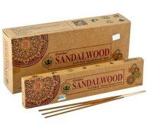 Goloka Sandalwood Szantálfa Organikus Füstölő