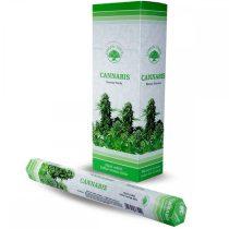 Green Tree Cannabis Füstölő