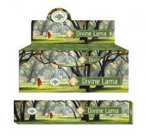 Green Tree Isteni Láma Divine Lama Füstölő