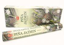 Hem Ananász Jázmin Pineapple Jasmine Füstölő