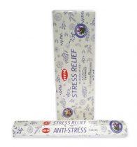 Hem Anti Stress Stresszoldó Levendula Eukaliptusz Füstölő
