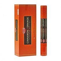 Hem Cinnamon Orange Fahéj Narancs Füstölő