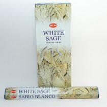 Hem Fehér Zsálya White Sage Füstölő