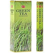Hem Green Tea Zöld Tea Füstölő