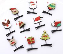 Karácsonyi Sütemény (5-ös) Csipesz Dísz