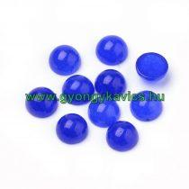 Kék Jade Kaboson 6mm
