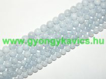 Kék Kalcit Ásványgyöngy 6mm