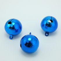 Kék Karácsonyi Csengő 25mm