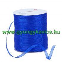 Kék (4) Organza Szalag 6mm 1m