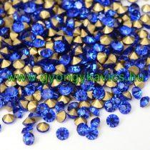 Kék (22) Strassz Csomag 2,8mm (~400-500db)