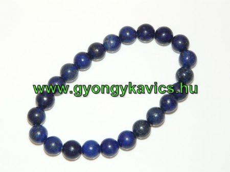 Lápisz Lapis Lazuli Ásványgyöngy Karkötő
