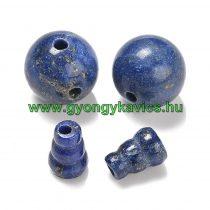 Lápisz Lazuli Lazurit Guru Gyöngy 21x12mm