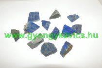 Lápisz Lazuli Lazurit Nyers Ásvány Marokkő 23-33x15-23x9-16mm