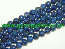 Lazurit Lápisz Lazuli Ásványgyöngy Gyöngyfüzér 8mm