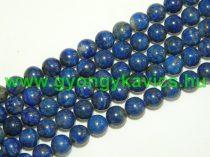 Lazurit Lápisz Lazuli Ásványgyöngy 8mm