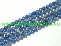 Lazurit Lápisz Lazuli (világos) Ásványgyöngy 8mm