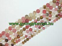 Matt Görögdinnye Üveggyöngy 12mm