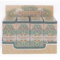 Meditáció Díszdobozos Indiai Prémium Illóolaj