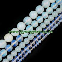 Opalit Ásványgyöngy Gyöngyfüzér 12mm