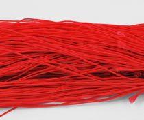 Piros (9) Kalapgumi 1.0mm 1m