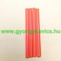 Piros Színű (6) Viaszrúd Pecsétviasz 10x0,7cm