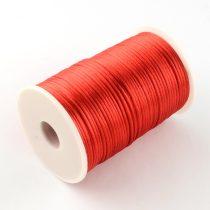 Piros (74) Poliészter Szál 2.0mm 1m