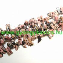 Rodonit Ásványtörmelék Füzér Ásvány Splitter 12-20x3-10mm