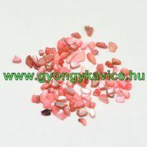 Rózsaszín Kagyló Törmelék 10g