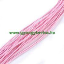 Rózsaszín (7) Kalapgumi 0.8mm 1m
