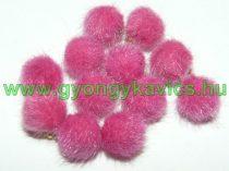 Rózsaszín Pom Pom 12mm