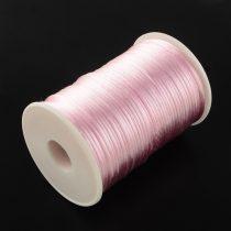 Rózsaszín (86) (világos) Poliészter Szál 2.0mm 2mm 1m
