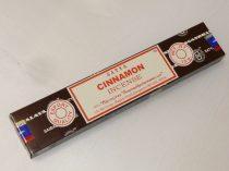 Satya Cinnamon Fahéj Füstölő