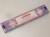 Satya Lavender Levendula Füstölő