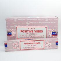 Satya Pozitív Rezgések Positive Vibes Füstölő