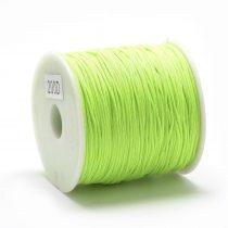 UV Zöld (24) Kordszál 0.8mm 1m