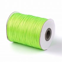 UV Zöld (11) Viaszolt Kordszál 1.0mm 1mm 1m