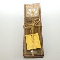 Zen Szantál Írisz Fa Díszdobozos Füstölő Ajándékcsomag