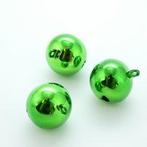 Zöld Karácsonyi Csengő 25mm