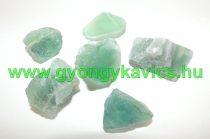 Zöld Fluorit Nyers Ásvány Marokkő 30-43x25-32x17-28mm